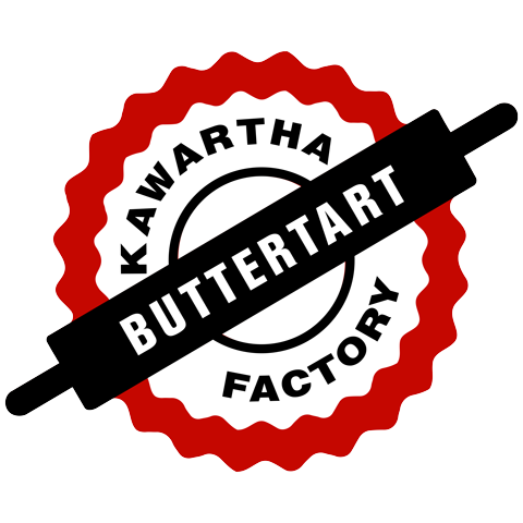 logo kawarth buttertart factory inner 640
